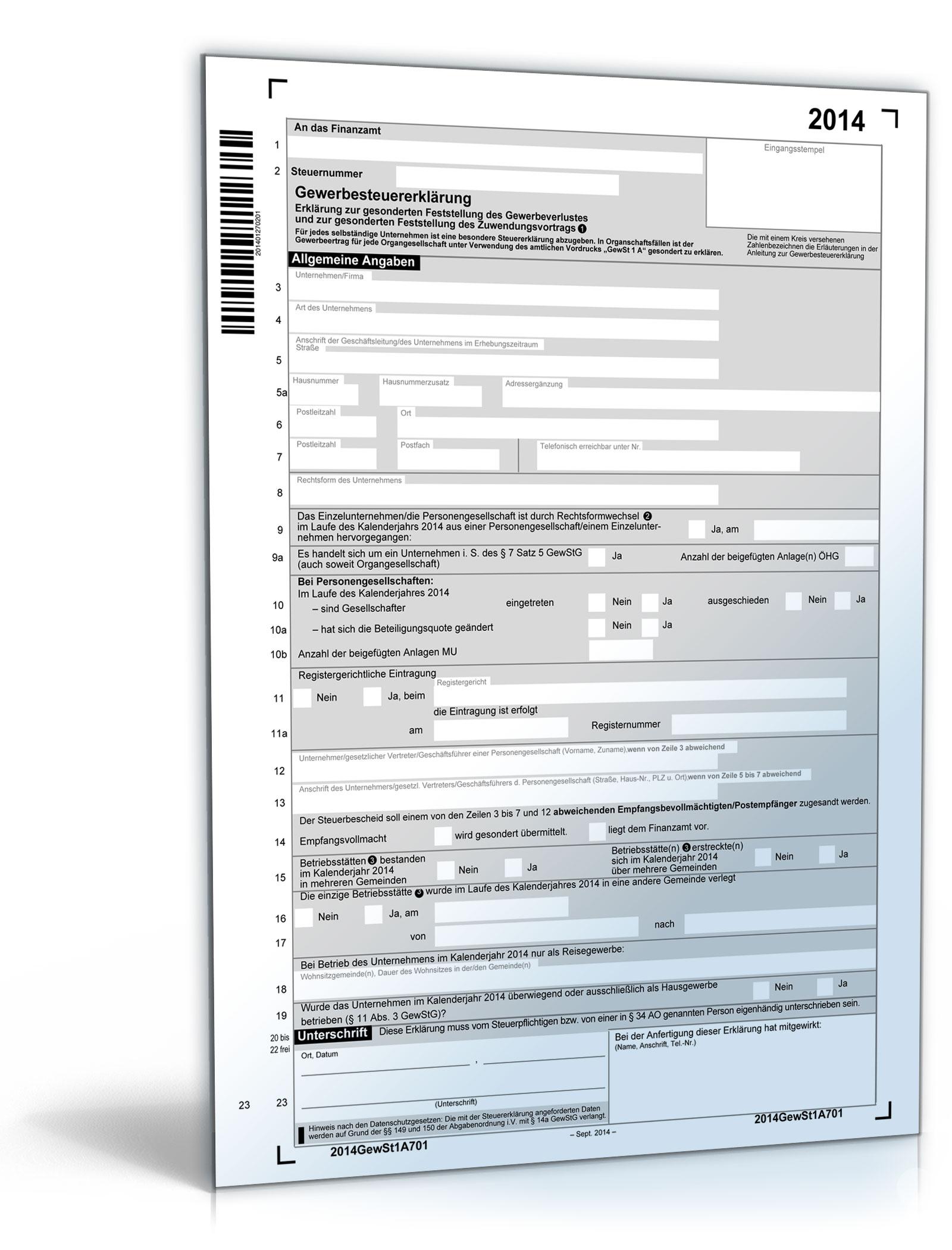 steuererklärung rentner 2021 formulare