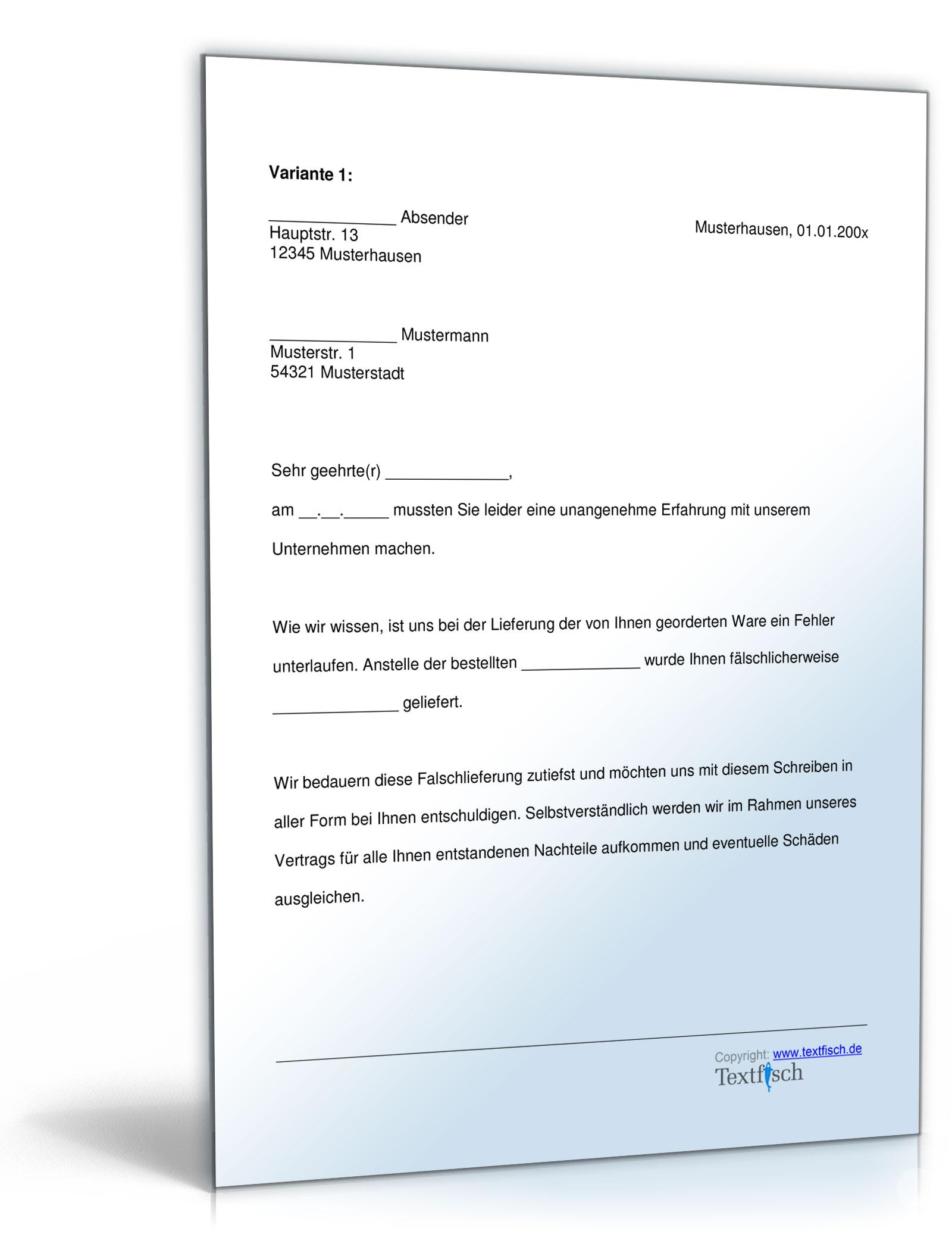 Download Archiv • Musterbriefe (Kostenlos) » Dokumente & Vorlagen