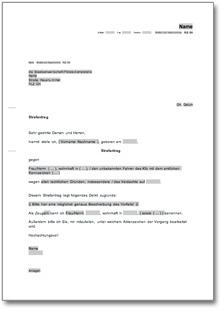 Abmahnung Eines Arbeitnehmers De Musterbrief Download