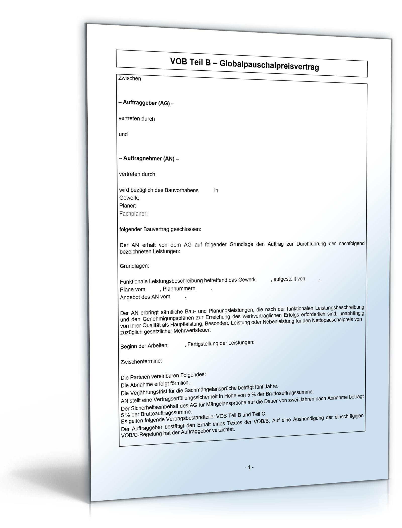 Beliebte Downloads Bau Immobilien Dokumente Vorlagen
