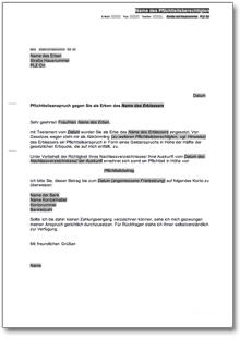 Beliebte Downloads Rechtliches Dokumente Vorlagen