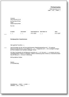 Kündigung Wohnung Schweiz Vorlage O2 Partner
