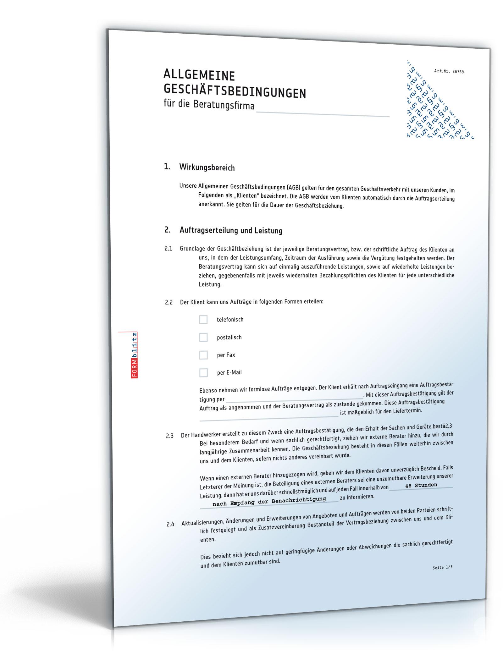 Agb Kostenloskostenpflichtig Vorlagen Dokumente Vorlagen