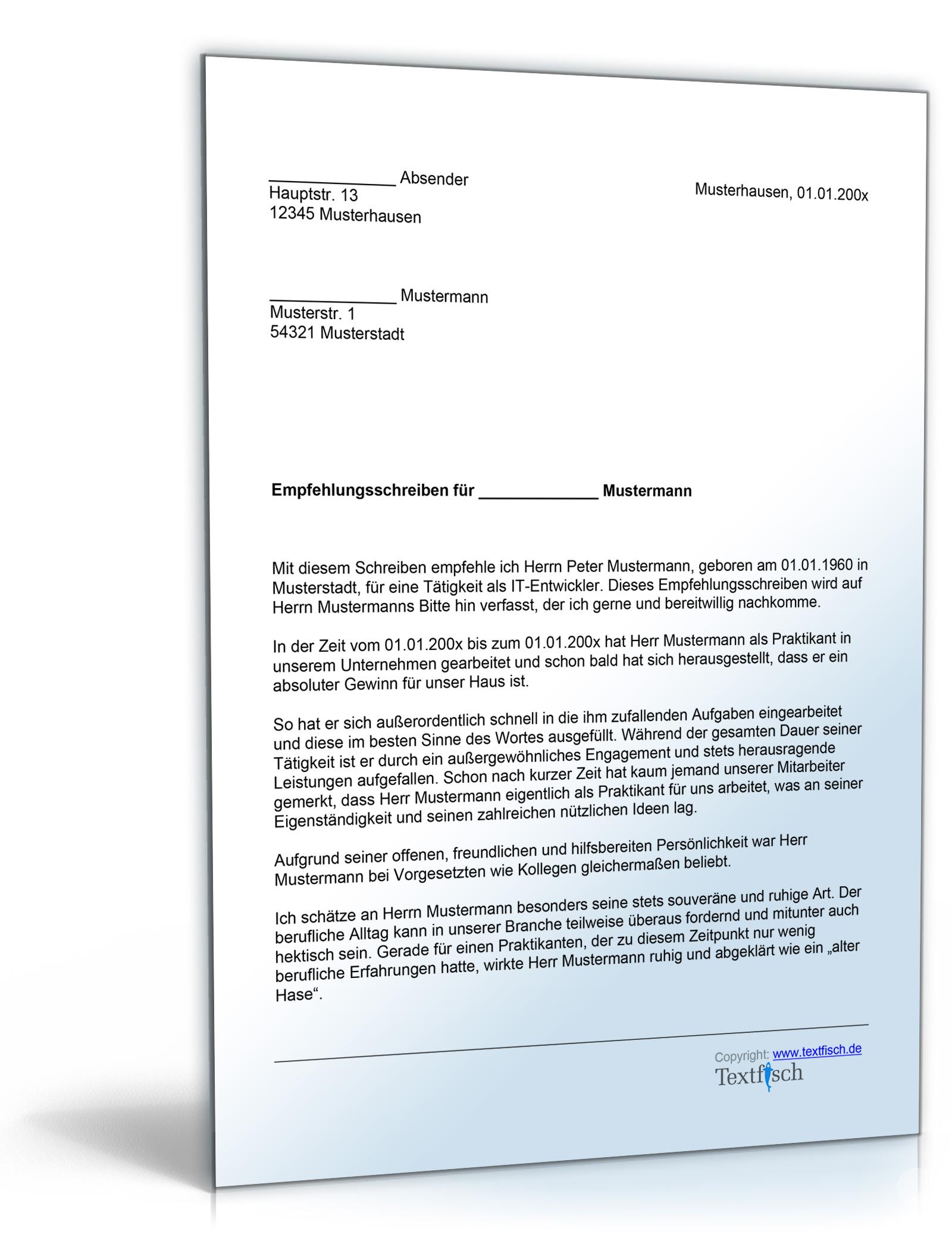Beliebte Downloads • Geschäftsbriefe » Dokumente & Vorlagen